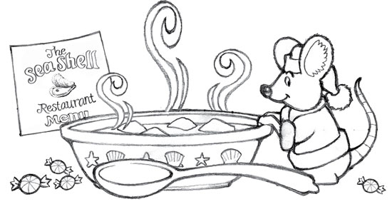 the night before christmas coloring pages - twas the night before christmas mouse coloring pages twas
